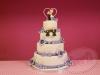 Bruidstaart-met-bruidsjonkertjes