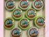 Thomas-de-trein-cupcakes
